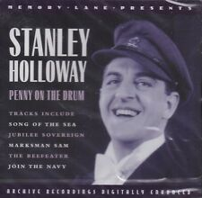 Stanley Holloway - Penny On The Drum (2000)