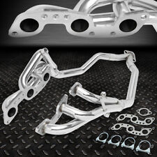 FOR 84-89 NISSAN 300ZX VG30E 3.0L SOHC NON TURBO SHORTY TRI-Y EXHAUST HEADER