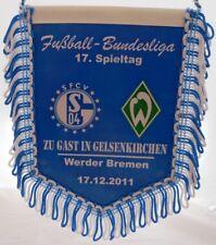 FC Schalke 04 + Wimpel Banner + Werder Bremen + Weihnachten Edition SFCV (13)