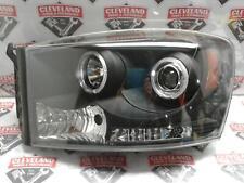 2006 06 Dodge Ram 1500 2500 3500 Pickup OEM LH Left Driver Headlight Light Lamp