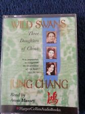 Wild Swans: the three daughters of china, cassette audio book