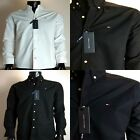 Tommy Hilfiger Men's Slim Fit Long Sleeve Shirt