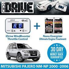 IDRIVE THROTTLE CONTROL - MITSUBISHI PAJERO NM-NP 2000-2006 + NANO ENERGIZER AIO