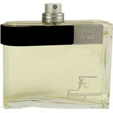 F By Ferragamo by Salvatore Ferragamo 3.4 oz EDT Cologne for Men Tester