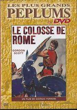 DVD NEUF LE COLOSSE DE ROME COLLECTION PEPLUM