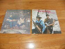 2 RECORDS TOM JOE HICKS MOUNTAINS FADING SOUND DULCIMER AUTOHARP 1 & 2 SEALED LP
