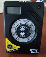 Qwiktime Digital Metronome, 9V
