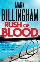 Rush of Blood, Billingham, Mark, Very Good Book