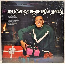 JIM NABORS    CHRISTMAS ALBUM    Vinyl LP    Columbia CS9531  EX