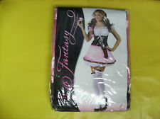 FANTASY BEER GARDEN GIRL WOMEN HALLOWEEN COSTUME SMALL/MEDIUM