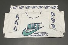 Vintage 90s Nike Logo Overload Shirt Size Small