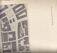 FIRENZE STUDI PER LA RICOSTRUZIONE DEL CENTRO 1946