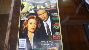 Cinescape Presents X-Files November 1996 Roswell 0627E