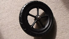 "Bugaboo Large Foam Filled 12"" Pram Wheel and Tyre for Cameleon 1/2 or Gecko/Frog"