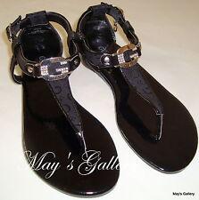 GUESS  Thongs  Flip Flop Slppers Sandals Shoes Flops open Toe shoe T strap  8.5