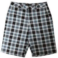 O'neill Men's Blue Plaid Walking Short (Retail: $45.00)