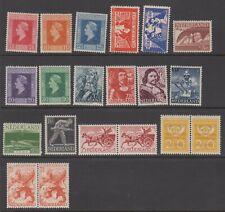 NETHERLANDS - 20 Mint stamps (L1248)
