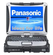 Panasonic Toughbook CF-19 10,1Zoll Core 2Duo  1,06Ghz 2,5GB 120gb  XP RS 232