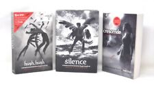 Becca Fitzpatrick Mixed Lot Hush Hush Crescendo Silence