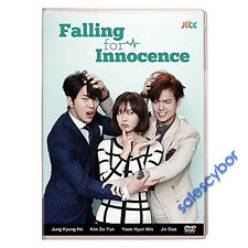 Falling for Innocence Korean Drama (4 DVD) Excellent English & Quality.