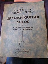 Partition Chitarra Studio Brillante Aguado Spanish La Chitarra Solo Music Sheet