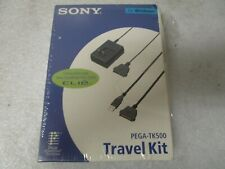Sony Clie Travel Kit PEGA-TK500 for Windows - Sealed Retail Package