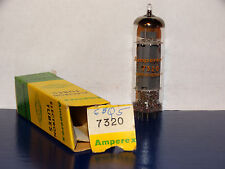 1 - 7320-6BQ5 Amperex  Tube  *NOS*NIB*Very Strong*