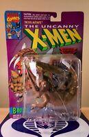 MARVEL THE UNCANNY X-MEN BROOD ACTION FIGURE 1993 TOY BIZ NEW SEALED MISB