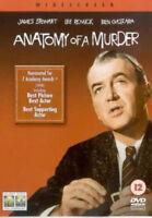 Anatomy de un Asesinato DVD Nuevo DVD (CDR10071)