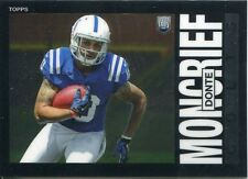 Chrome Football 2014 1985 Set #37 Donte moncrief-Indianapolis Colts