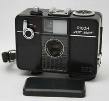 Ricoh Auto Half SE2 Film Camera w/1:2.8 Lens *Problem* #L018b