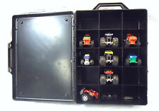 HOT WHEELS MONSTER JAM  WITH CARRYING CASE