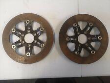 Suzuki GSX 1100 E or FE cast Iron brake discs