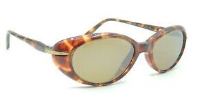 Vintage Maui Jim Cabana 147 10 Tortoise Bronze Polarized Sunglasses