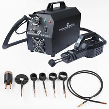 3KVA 230V Flameless Portable Induction heater with coil Kits and Flexible cable