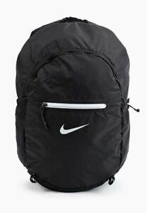 Nike Stash Backpack Black Men Women School College Travel Tech Bag  Backpack
