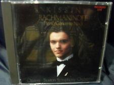 Rachmaninov-piano concerto no. 3-Ozawa/Boston symphony orchestra