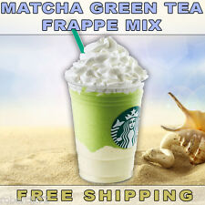 4 lb STARBUCKS MATCHA GREEN TEA FRAPPUCINO comparable - FREE SHIPPING