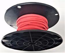 """100' Feet RED 3/32"""" Polyolefin 2:1 Ratio Heat Shrink Tubing on a SPOOL"""