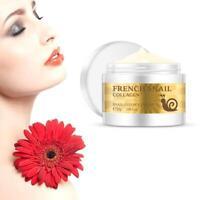 Snail Face Cream Hyaluronic Acid Feuchtigkeitscreme Falten junges pflegendes Ser