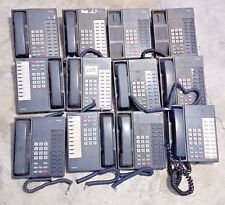 TOSHIBA DIGITAL BUSINESS PHONES, Lot of 10 DKT2020-S, 2 DKT2010-H