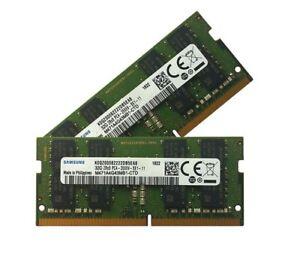 Samsung 2x 32GB RAM 64GB DDR4 2666 2667 Mhz Apple mac mini 8,1 Late 2018 SO DIMM