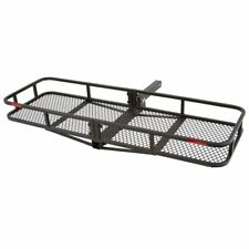 "Apex CCB-F6020-DLX 60"" Long Steel Basket Folding Hitch Cargo Carrier"