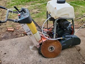 HUSQVARNA FS 520 CONCRETE SAW, HONDA ENGINE, 20.8 HP
