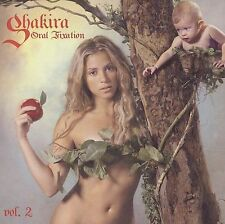 NEW - Oral Fixation vol. 2 by Shakira sealed