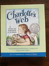 Charlotte's Web by E. B. White (2002, Compact Disc, Unabridged...