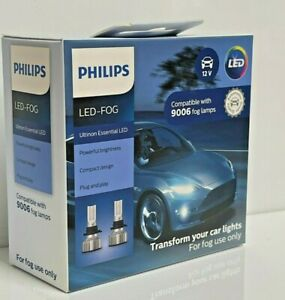 PHILIPS Ultinon Essential 9006 LED- New for 2021
