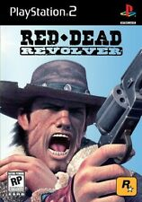 Red Dead Revolver - Playstation 2 Game Complete