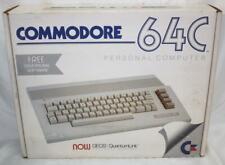 NEW Unused Vintage Commodore 64C In Box! ~98S