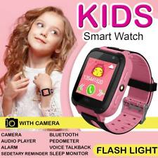 Kids Child Smart Watch Waterproof Tracker Anti-lost SOS Call For iOS Android US